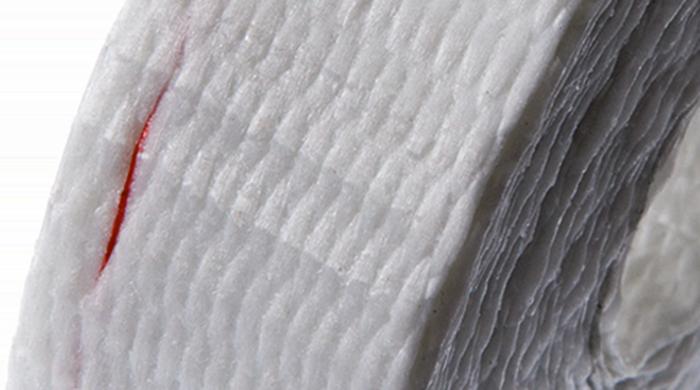 Textilband-Hotmelt - detail