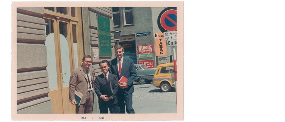 1965 - Moderne Zeiten.
