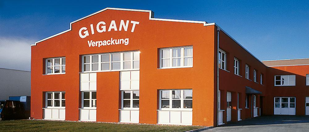 1988 - Gigant Verpackungstechnik