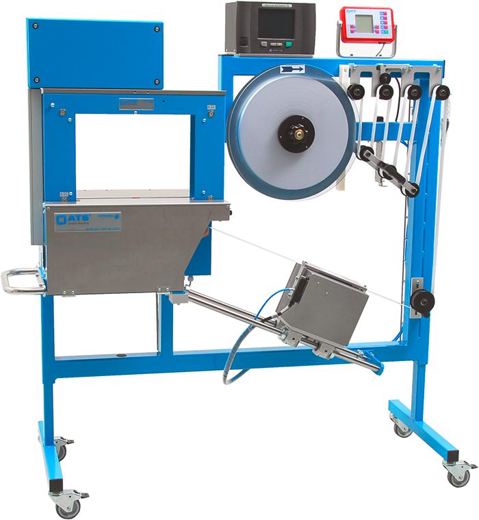 GIGANT Banderoliermaschine US-2000 TTP