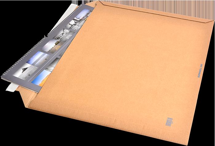 GIGANT Feinwellpapptaschen SupraWell Plus XL Anwendung