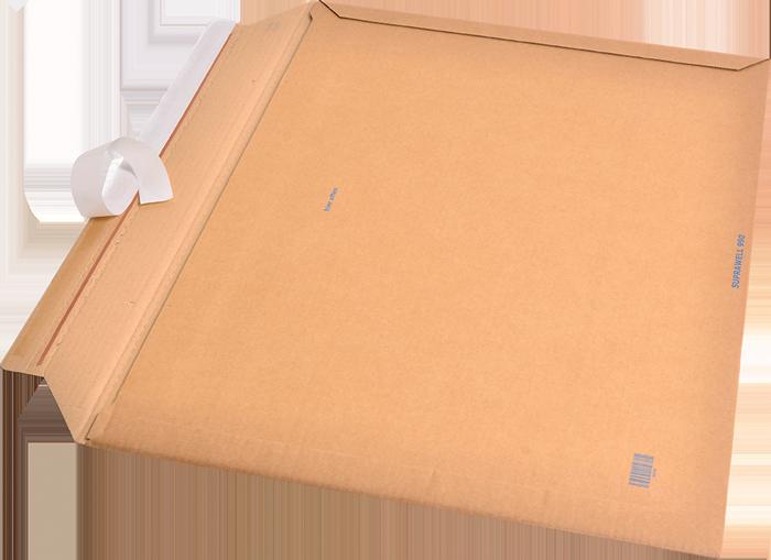 GIGANT Feinwellpapptaschen SupraWell Plus XL