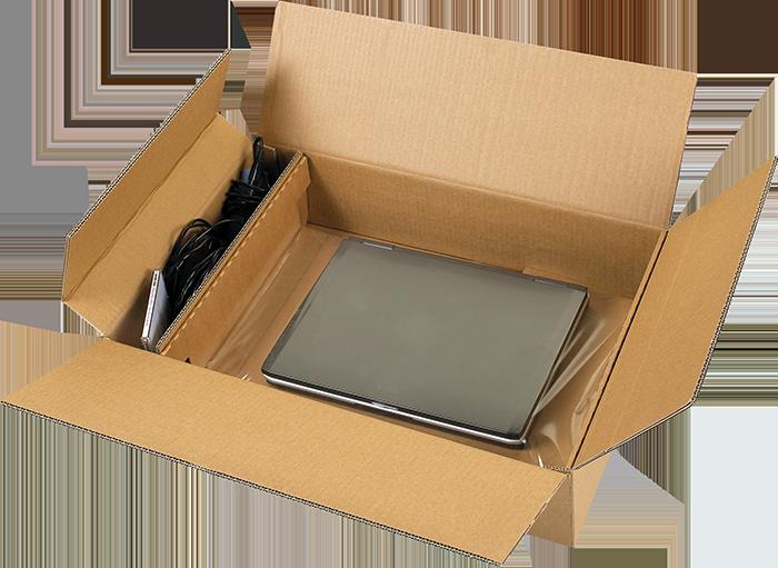 GIGANT Fixierverpackung GigaFlex Laptop