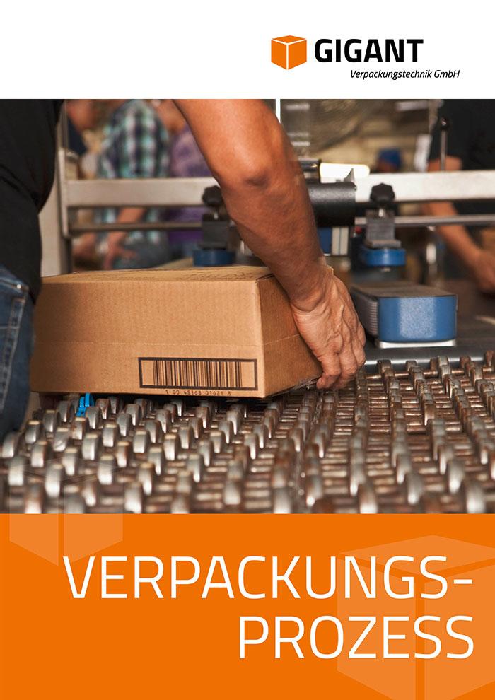GIGANT Lösungen für den Verpackungsprozess