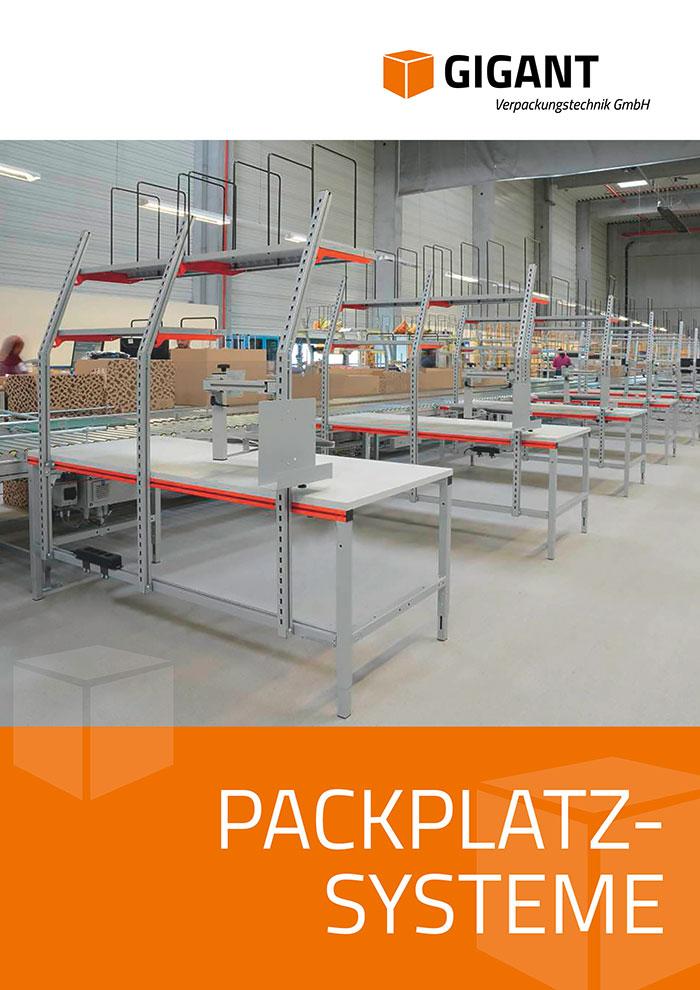 GIGANT Packplatzsysteme