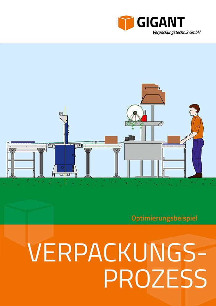 Verpackungsprozess (Optimierungsbeispiel)