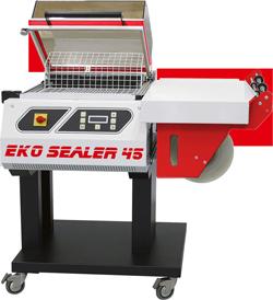 Haubenschweißgerät Eko Sealer 45