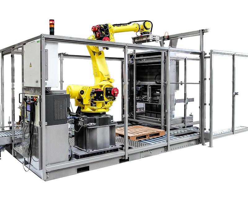 Palettieren i-Pal Roboter