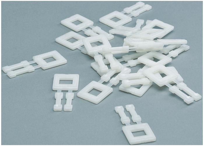 GIGANT Plastikschnallen für Kunststoffband