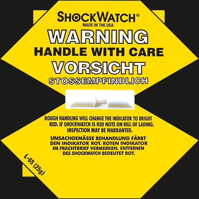 GIGANT Stoßindikator ShockWatch