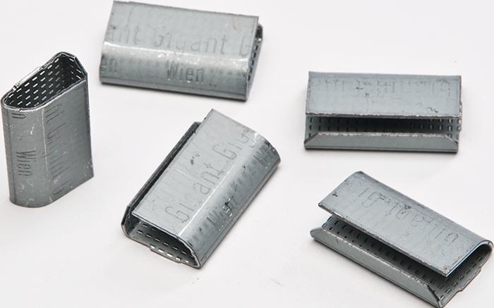 GIGANT Verschlusshülsen für Kunststoffband