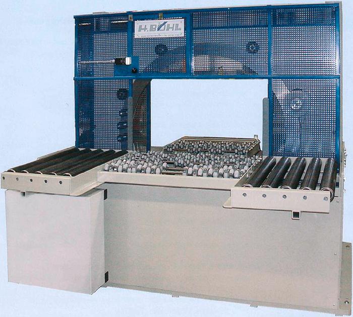 GIGANT Ringgut Wickelmaschine BSB 100 / 120 SX