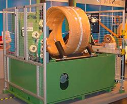 GIGANT Ringgut Wickelmaschine Senior/R VA 1M