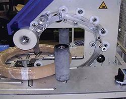 GIGANT Ringgut Wickelmaschine W1-150-400 VA